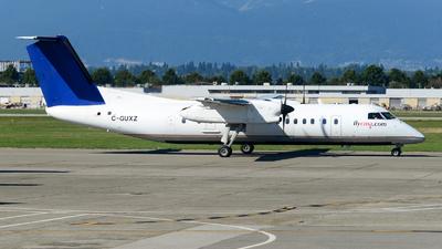 C-GUXZ - Bombardier Dash 8-Q311 - Central Mountain Air