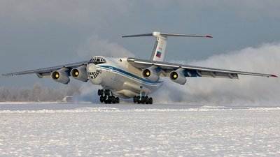 RA-76776 - Ilyushin IL-76MD - Russia - Air Force