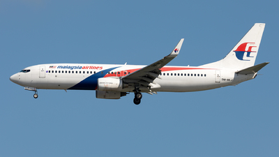 A picture of 9MMLJ - Boeing 7378FZ - Malaysia Airlines - © Sebastian Sowa
