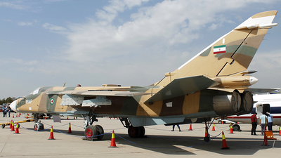 3-6909 - Sukhoi Su-24M Fencer - Iran - Air Force