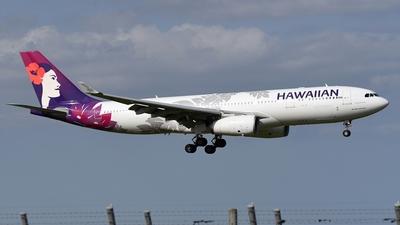 A picture of N360HA - Airbus A330243 - Hawaiian Airlines - © Akihiko Takahashi