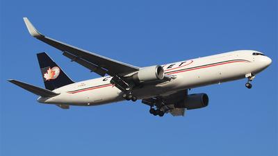 A picture of CGAJG - Boeing 767323(ER)(BDSF) - Cargojet Airways - © Alexander Takata Yamasaki 777