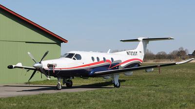 N723ST - Pilatus PC-12/47 - Air Enterprise