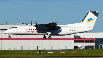 A picture of CGRUR - De Havilland Canada Dash 8300 - [256] - © Abram Chan - AirTeamImages