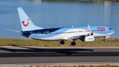 D-ABKI - Boeing 737-86J - TUIfly