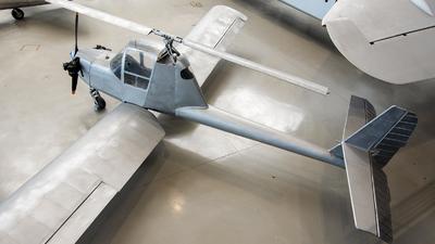 I-REDI - Partenavia P.53 Aeroscooter - Private