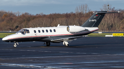 A picture of DIWPS - Cessna 525A CitationJet CJ2+ - [525A0496] - © Marco Materlik
