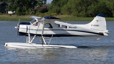 C-GOBC - De Havilland Canada DHC-2 Mk.I Beaver - Seair Seaplanes