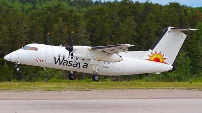 A picture of CGJSV - De Havilland Canada Dash 8100 - Wasaya Airways - © SMillar