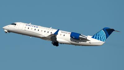 N223JS - Bombardier CRJ-200ER - United Express (SkyWest Airlines)