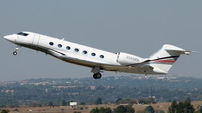 N959RW - Gulfstream G600 - Private