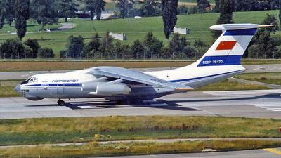 CCCP-76470 - Ilyushin IL-76TD - Aeroflot