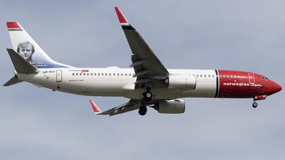 LN-NIJ - Boeing 737-8JP - Norwegian