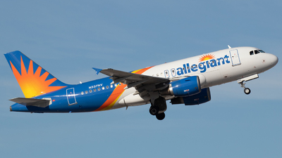 N337NV - Airbus A319-111 - Allegiant Air