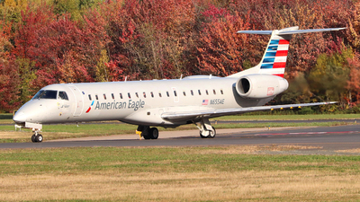 A picture of N655AE - Embraer ERJ145LR - American Airlines - © Guy Langlois