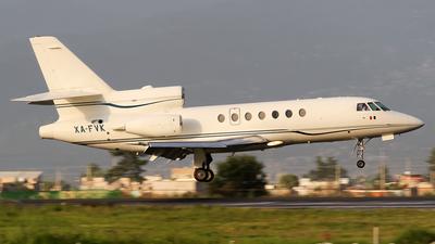 XA-FVK - Dassault Falcon 50 - Private