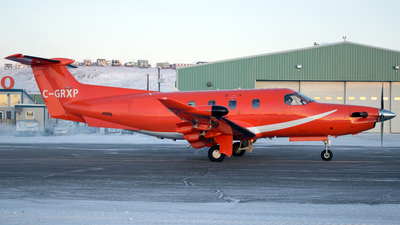 A picture of CGRXP - Pilatus PC12/47E - [1249] - © Brian Tattuinee