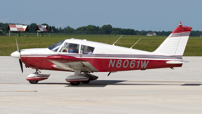 N8061W - Piper PA-28-180 Cherokee C - Private