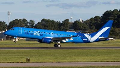 N116BZ - Embraer 190-100 - Breeze Airways