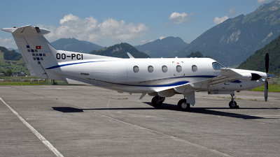 OO-PCI - Pilatus PC-12/47E - Private