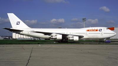 F-BPVB - Boeing 747-128 - Kabo Air