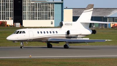 N955VG - Dassault Falcon 50 - Private