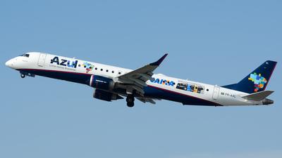 PR-AXL - Embraer 190-200IGW - Azul Linhas Aéreas Brasileiras