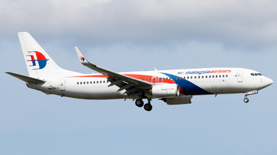 A picture of 9MMLQ - Boeing 7378H6 - Malaysia Airlines - © Jonathan Chua
