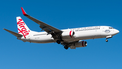 A picture of VHYWA - Boeing 7378FE - Virgin Australia - © Andrew Lesty