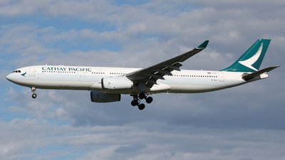 B-HLP - Airbus A330-343 - Cathay Pacific Airways