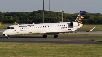 D-ACNP - Bombardier CRJ-900 - Lufthansa Regional (CityLine)