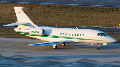N455DX - Dassault Falcon 2000 - Suntrust Equipment Finance & Leasing Corp
