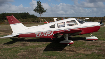 ZK-DSK - Piper PA-28-151 Cherokee Warrior - Private