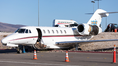 N903QS - Cessna 750 Citation X - NetJets Aviation