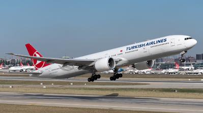 TC-JJV - Boeing 777-3F2ER - Turkish Airlines