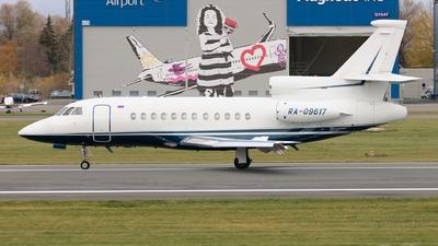 RA-09617 - Dassault Falcon 900C - Airfix Aviation