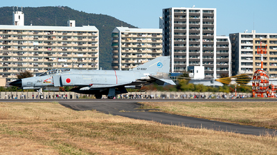57-8357 - McDonnell Douglas F-4EJ Kai - Japan - Air Self Defence Force (JASDF)