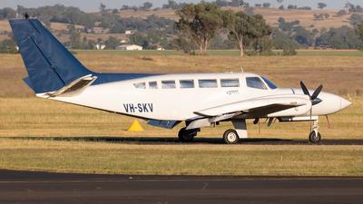 VH-SKV - Cessna 404 Titan - Private
