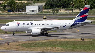 PR-MHQ - Airbus A320-214 - LATAM Airlines
