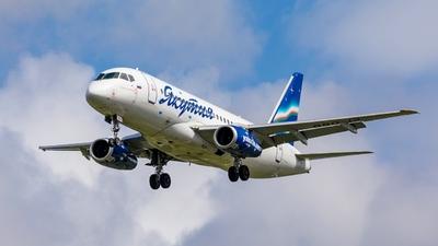 RA-89012 - Sukhoi Superjet 100-95B - Yakutia Airlines