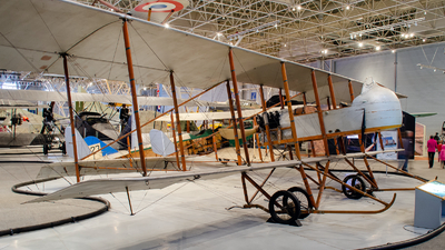 VH-UBC - Maurice Farman MF-11 - Private