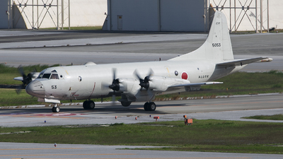 5053 - Kawasaki P-3C Orion - Japan - Maritime Self Defence Force (JMSDF)