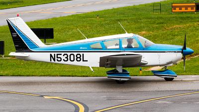 N5308L - Piper PA-28-180 Cherokee D - Private