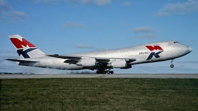 9G-MKL - Boeing 747-2R7F(SCD) - MK Airlines