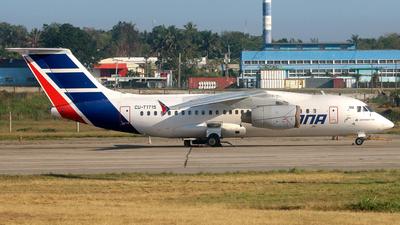 A picture of CUT1715 - Antonov An158 - Cubana - © Racso Smet