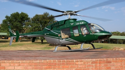 ZS-RLM - Bell 407 - Private