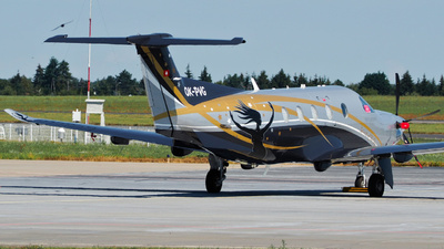 OK-PVG - Pilatus PC-12/47E - Private