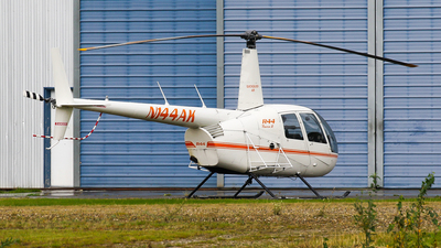 A picture of N144AK - Robinson R44 Raven II - [10226] - © C. v. Grinsven