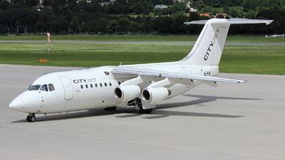 EI-RJH - British Aerospace Avro RJ85 - CityJet