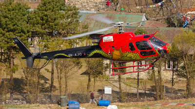 9N-AJQ - Airbus Helicopters H125 - Summit Air (Nepal)